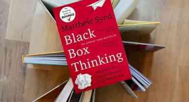 ملخص كتاب Black Box Thinking