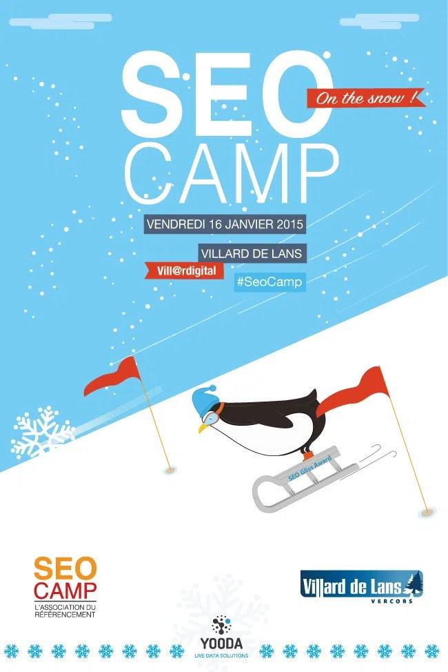 seo camp on the snow