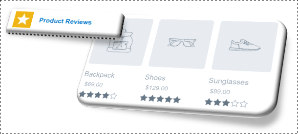 product reviews für shopify