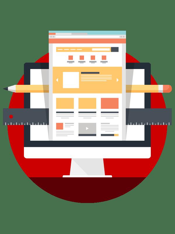 Maquetación Web Madrid