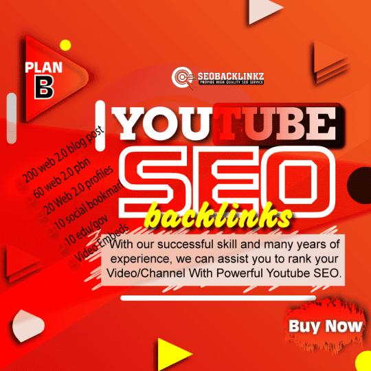 YouTube SEO Backlinks