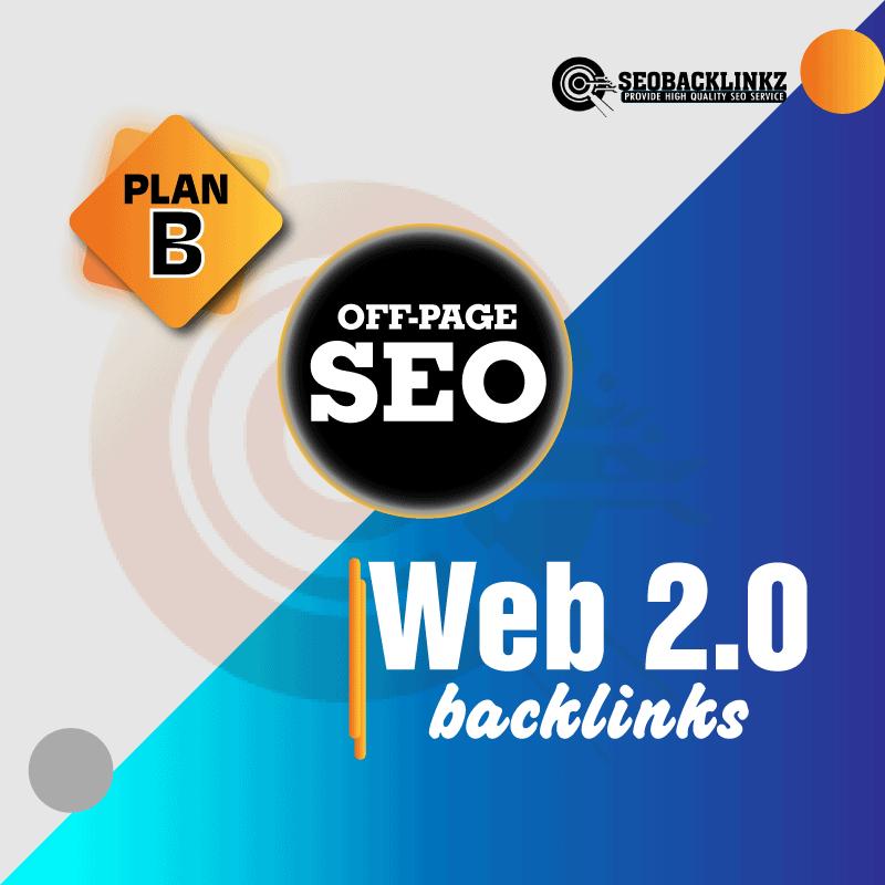 Buy Dofollow web 2.0 backlinks