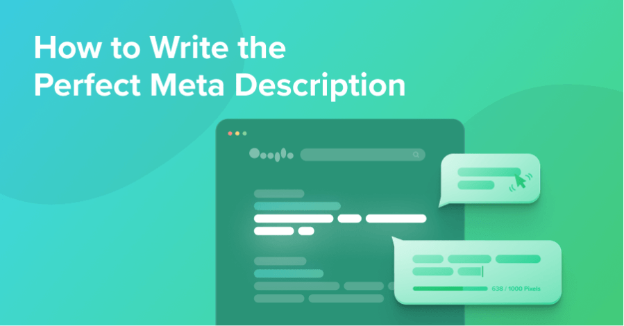 how to write the perfect meta description