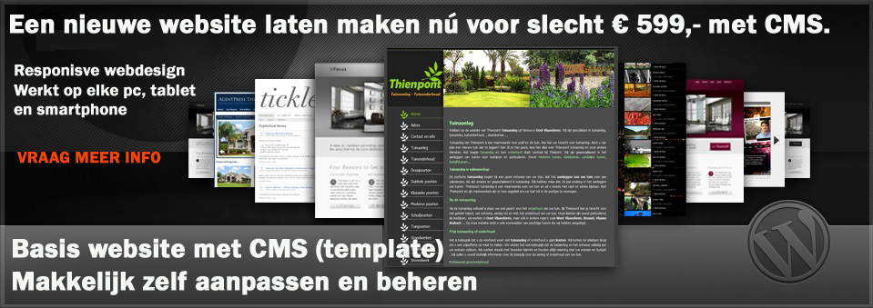 banner webdesig