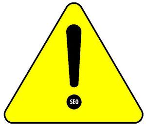 warning-seo