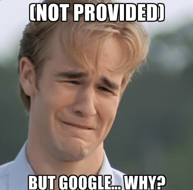 Not Provided Google