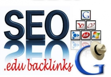 Provide 30 Edu and Gov Forum profile backlinks for your website