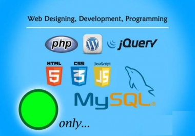 solve any php, html, css, jquery, mysql, wordpress, database, problem quickly