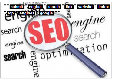 I will submit your site to 1 million Search Engines, Directories and Link Sites, 3 TIMES,