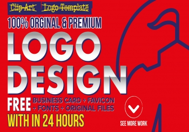 do professional logo design with unlimited revisions