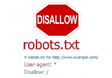 Fix your Robots.txt issues on a budget