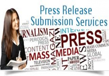 Do Submit your Press Release Distribution only