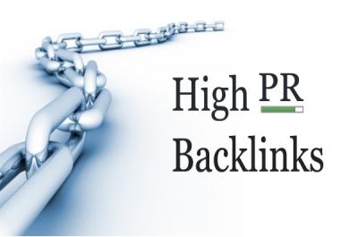 Get Powerful  Backlinks 10 Manual HIGH TF  DA PA 30+ to 15 Dofollow PBN Backlinks for 35$