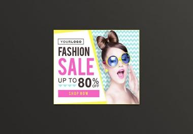 Create Web Banner Design, Fb Banner, Youtube Channel Art, Facebook Banner