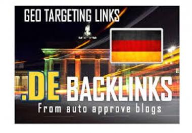 ****^^^^ I Will Create 80 Backlinks On German De Blog Domains @@##**^^