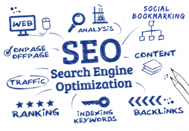 Guaranteed Top Rank Your Website On Google First Page Ranking With complete SEO
