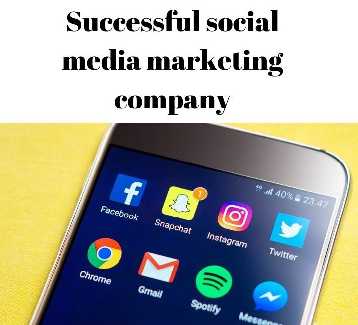 Our social media management agency