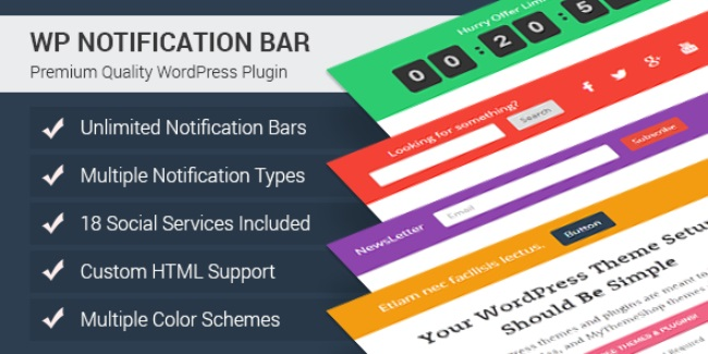 WP-Notification-Bar-Plugin