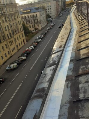Власти Петербурга и Роснано попробуют бороться с сосульками на крышах домов с помощью нанотехнологий