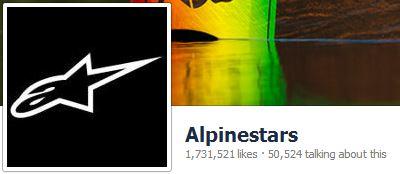 Alpinestars-Facebook