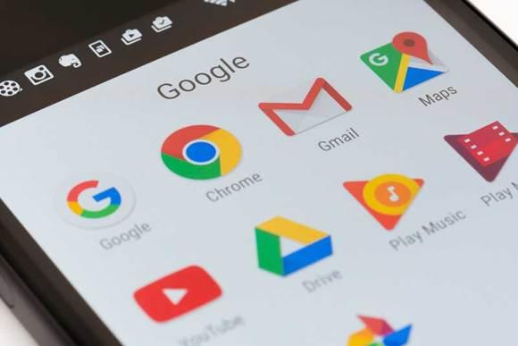 get google apps with KO Websites Google Partner