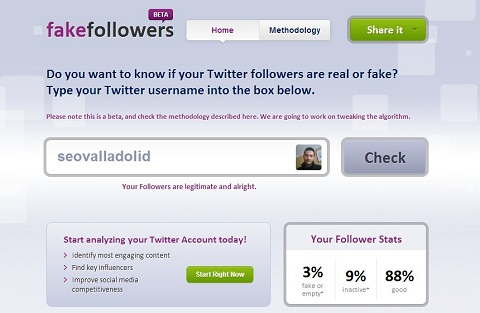 fake follower