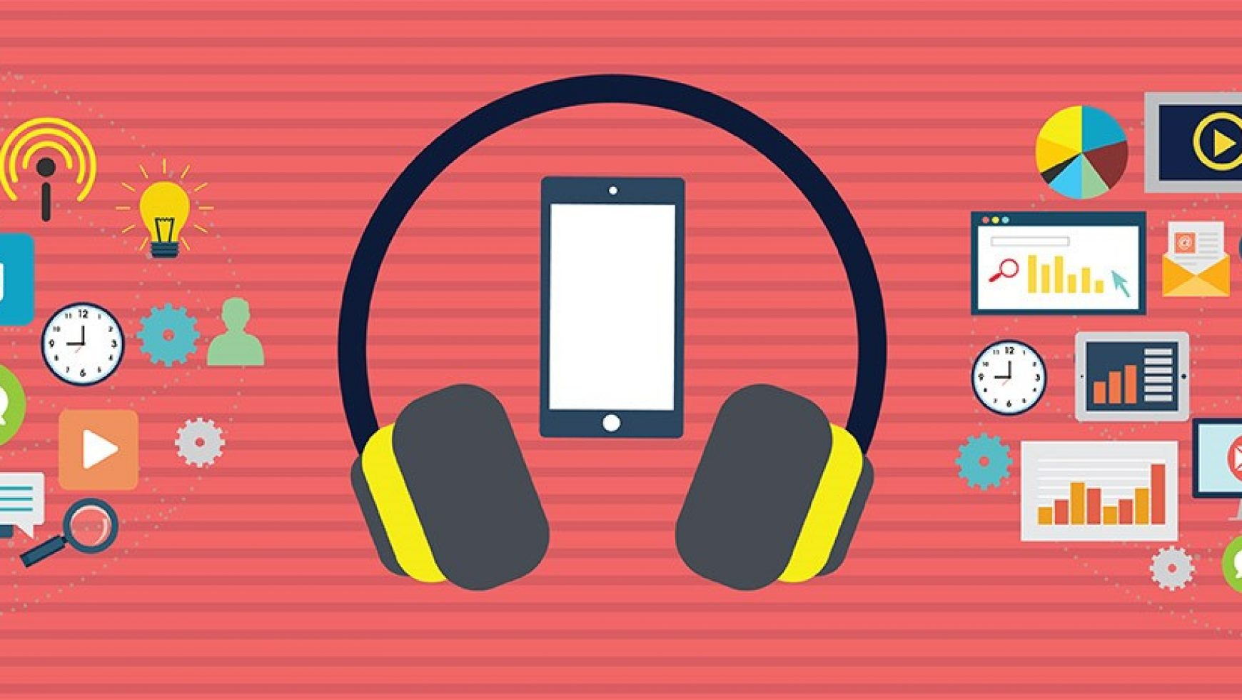 Cómo usar los podcasts en tu estrategia de marketing online
