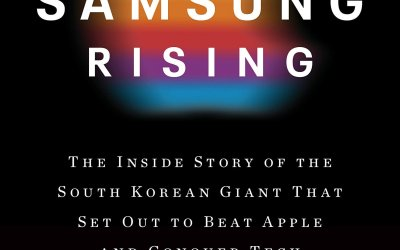 Samsung Rising (1 of 2): How Is Samsung Similar to North Korea? | Author Geoffrey Cain
