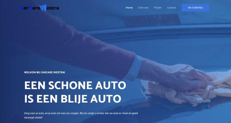 Website laten maken voor nieuw bedrijf