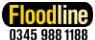 Floodline - 0845 988 1188