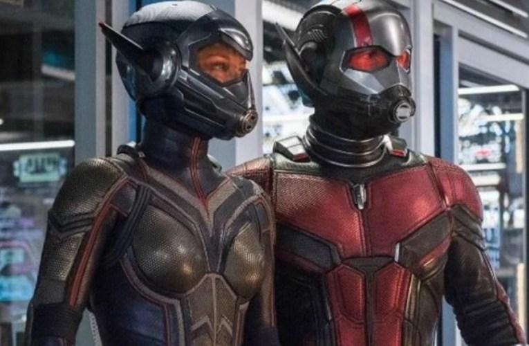 Suka-Suka Hati Tukar Saiz Dalam Filem Ant-Man And The Wasp