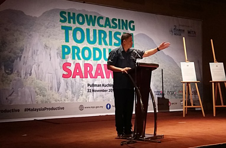 Program Showcasing Tourism Product (STP) Pemangkin Produktiviti Pelancongan Negara