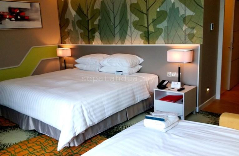 Hotel Sunway Velocity Tawar Penginapan Hebat Dan Tenang