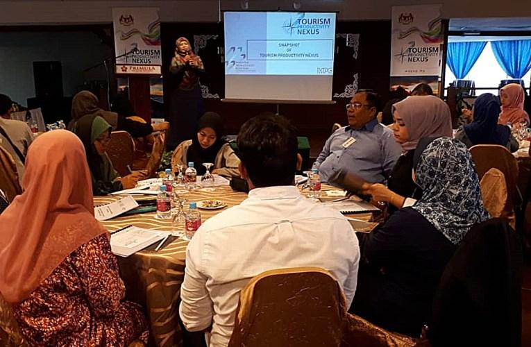 Negeri Terengganu Lokasi Separuh Jelajah 12 Program Inbound Tourism Bootcamp Seluruh Negara