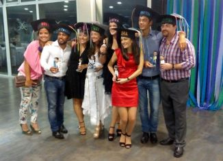 Nuestra bienvenida a los nuevos pediatras (Promoción 2011-2015)