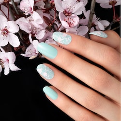 Formula X - Cherry Blossom Top Coat
