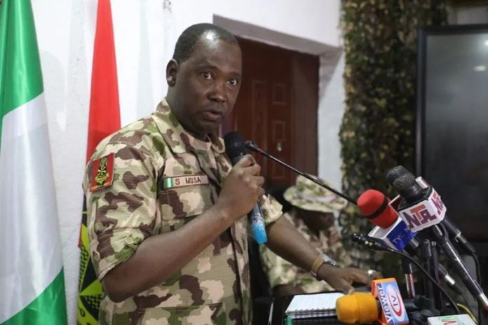 Lagos Govt Invited Us To Restore Peace – Army