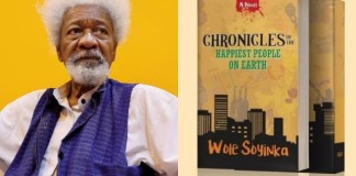 48 Years After, Wole Soyinka Releases New Book