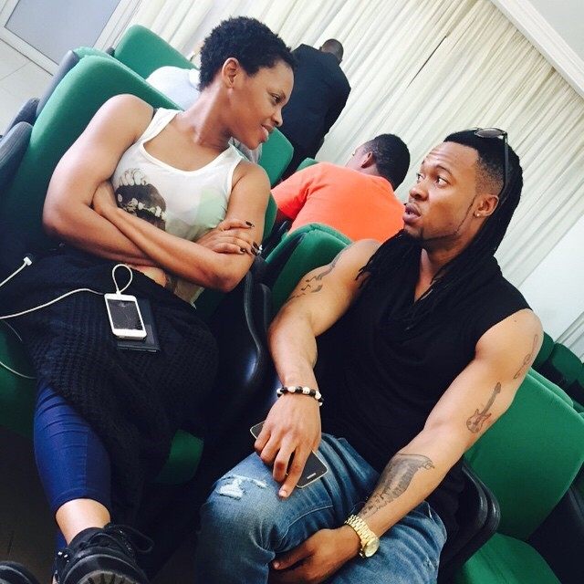 Flavour Finally open up On Relationship With Chidimma Ekile, Kissing On TV