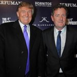 Donald Trump's Friend Piers Morgan Slams Him As He Leaves The White House