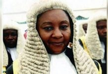 Justice Binta Nyako of the Federal High Court (FHC), Abuja, has tested positive for coronavirus (COVID-19).