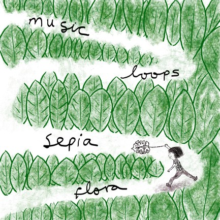 music loops to boost confidence by sepia flora