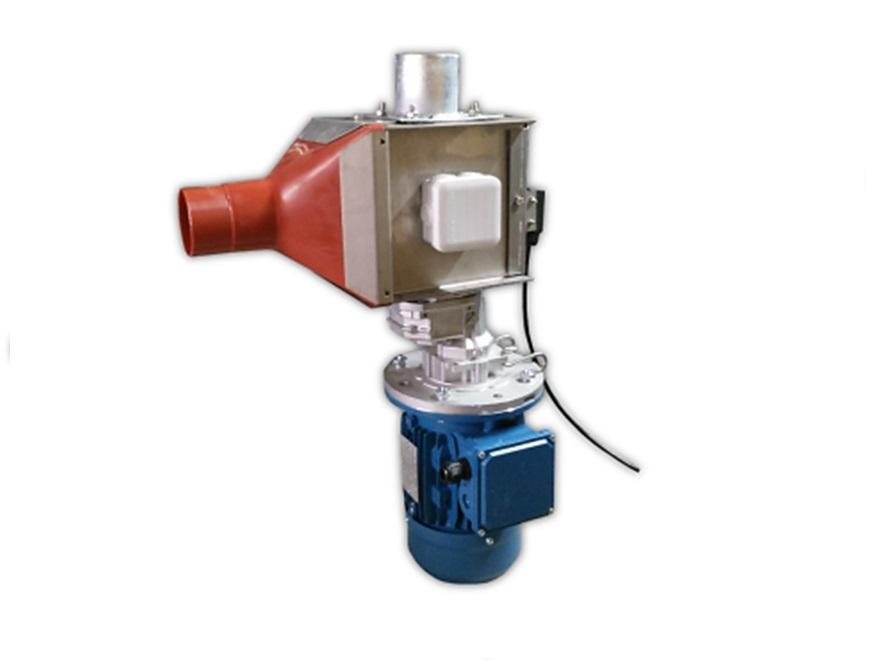 Motor Completo c/ Caixa Redutora e Caixa Control Inox