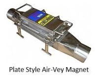 Plate Style Air Vey Magnet SepSol