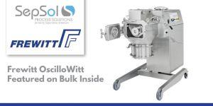 Frewitt OscilloWitt Featured on Bulk Inside
