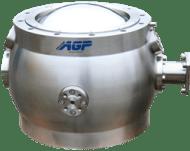 AGP Segmented Ball Valves