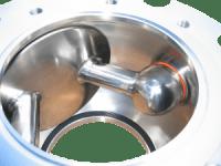 AGP Segmented Ball Valve Cutaway