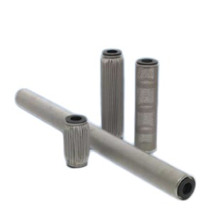 Shelco Stainless Steel Cartridges – Cylindrical