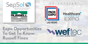 September Expo Events – Russell Finex