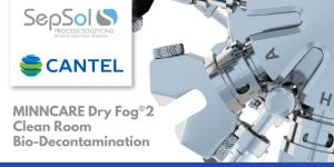 MINNCARE Dry Fog®2 Clean Room Bio-Decontamination Video